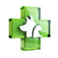 Veterinary cross